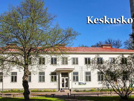Keskuskonttori - uuden työn ja kaupunkikulttuurin lippulaiva Varkaudessa