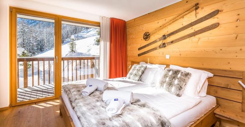 CEO retreat - bedroom