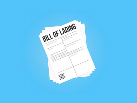 Bills of Lading: An Intro to the Most Complex Document in International Trade