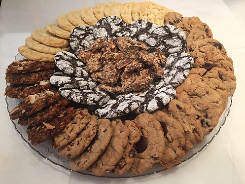 Deluxe Seasonal Cookie Tray
