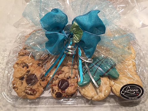 Assortment Gourmet Cookie Tray