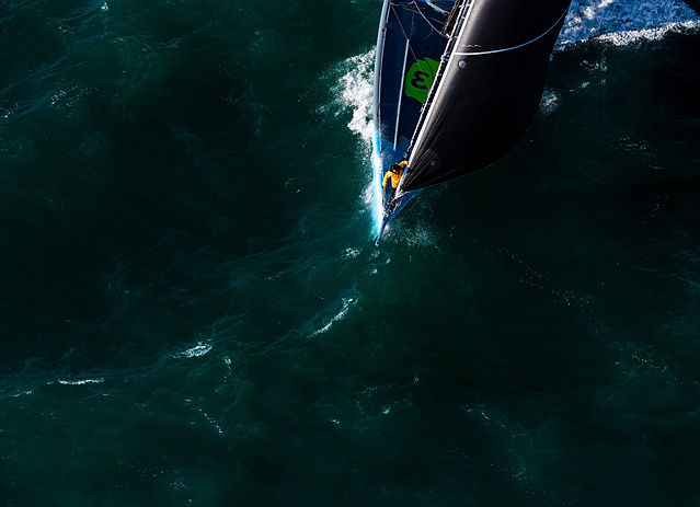 Photo Didac Costa Sailing