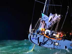 Didac culmina su segunda Vendée Globe