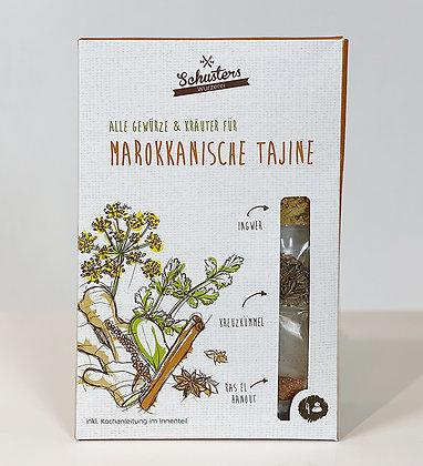 MAROKKANISCHE TAJINE - GEWÜRZSET