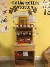 Mathematics Station - Yellow Room