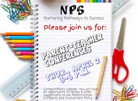 Parent, Teacher Conferences