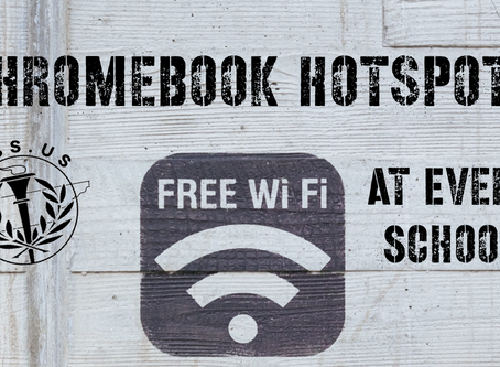 Chromebook Hotspots at Every School