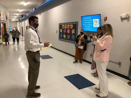 Summertown Elementary Advances to Interview for STEM Designation