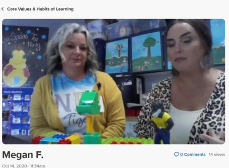 LCSS Kindergarten & 1st Grade Teachers Work Towards FIRST LEGO Discover Certification