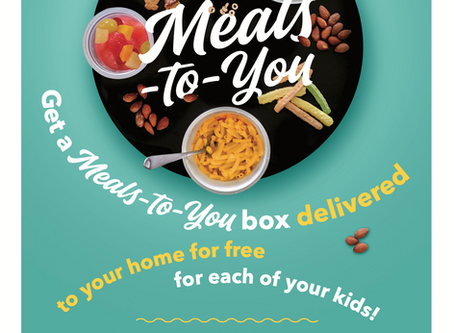 Meals-to-You Extended to August