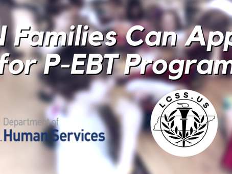 TN Families Can Now Apply for Pandemic EBT Program