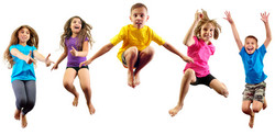 Kids on the Move! Get Exercise!