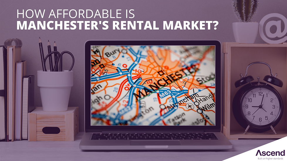 How affordable is Manchester's rental ma