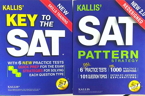 Two SAT Study Guides
