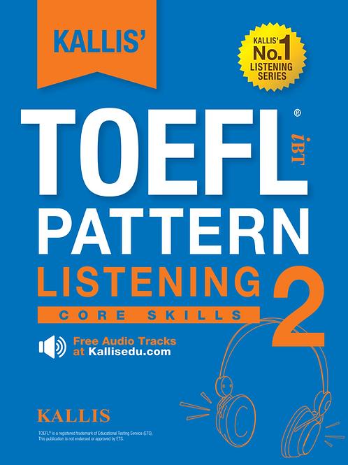 TOEFL Pattern Listening Level 2