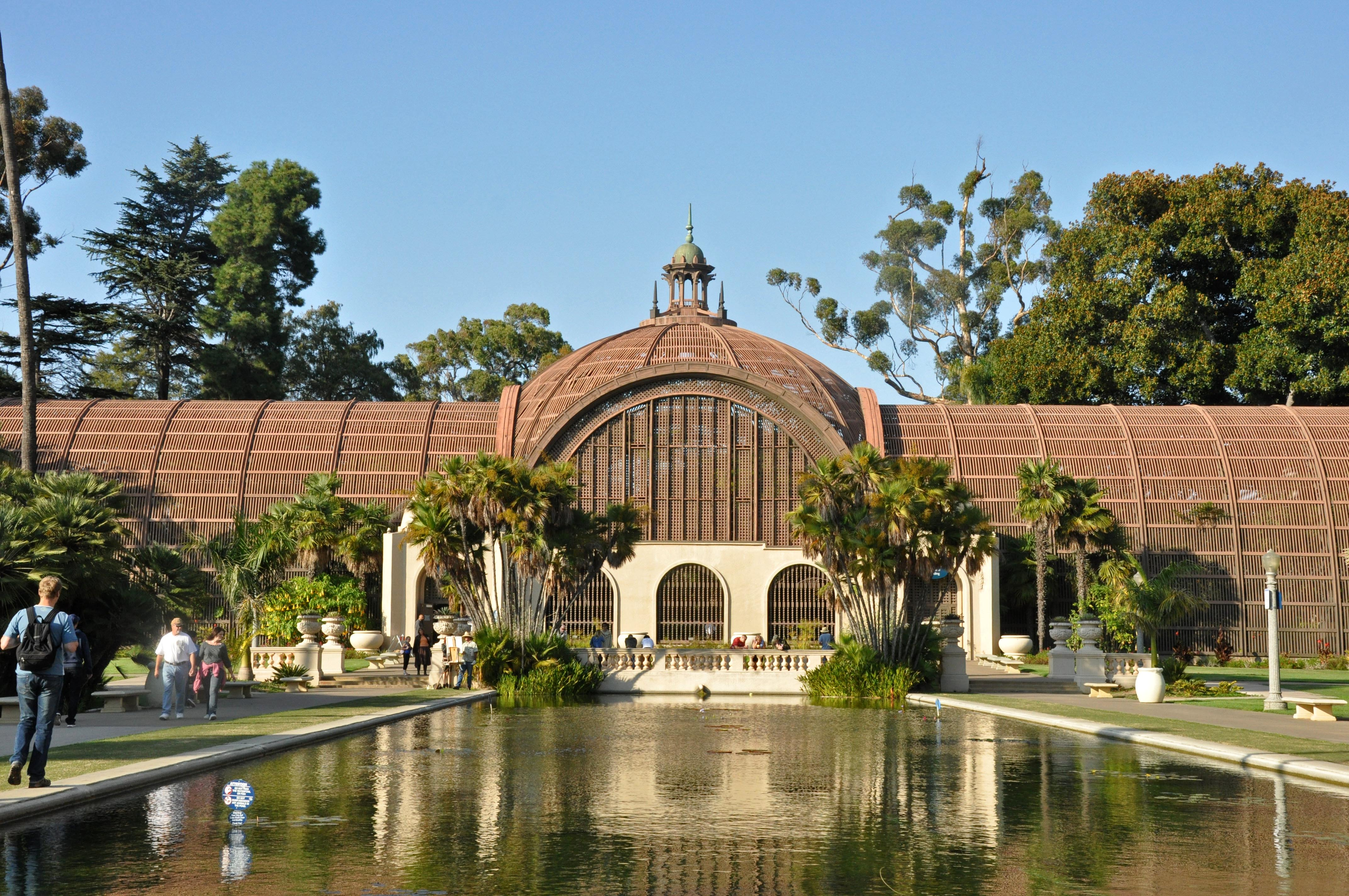 Balboa Garden