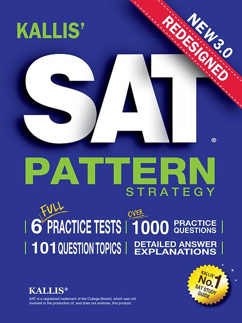 SAT Pattern Strategy
