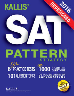 SAT cover front