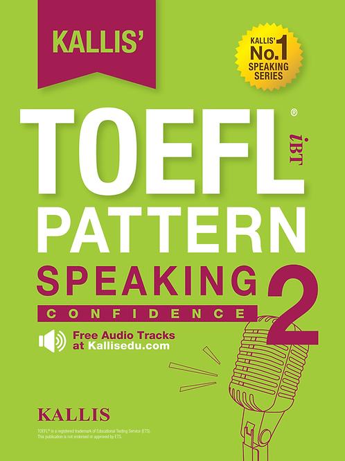 TOEFL Pattern Speaking Level 2