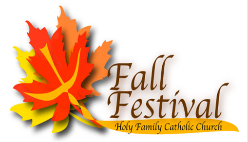 Fall Festival - Sunday, October 8th, 11am to 4pm!