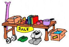 Trash & Treasure Sale!