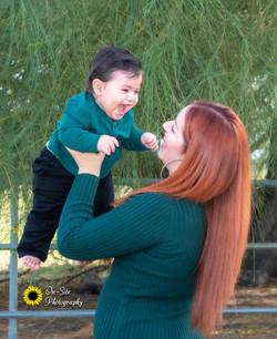 family fall photos, fall photoshoot buckeye az portrait studio, on site photography, famil