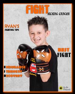 kids end of cancer treament photoshoot on site photography buckeye, az