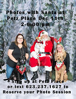 santa with 2 dogs and 2 ladies on winter forest scene on site photography.jpg