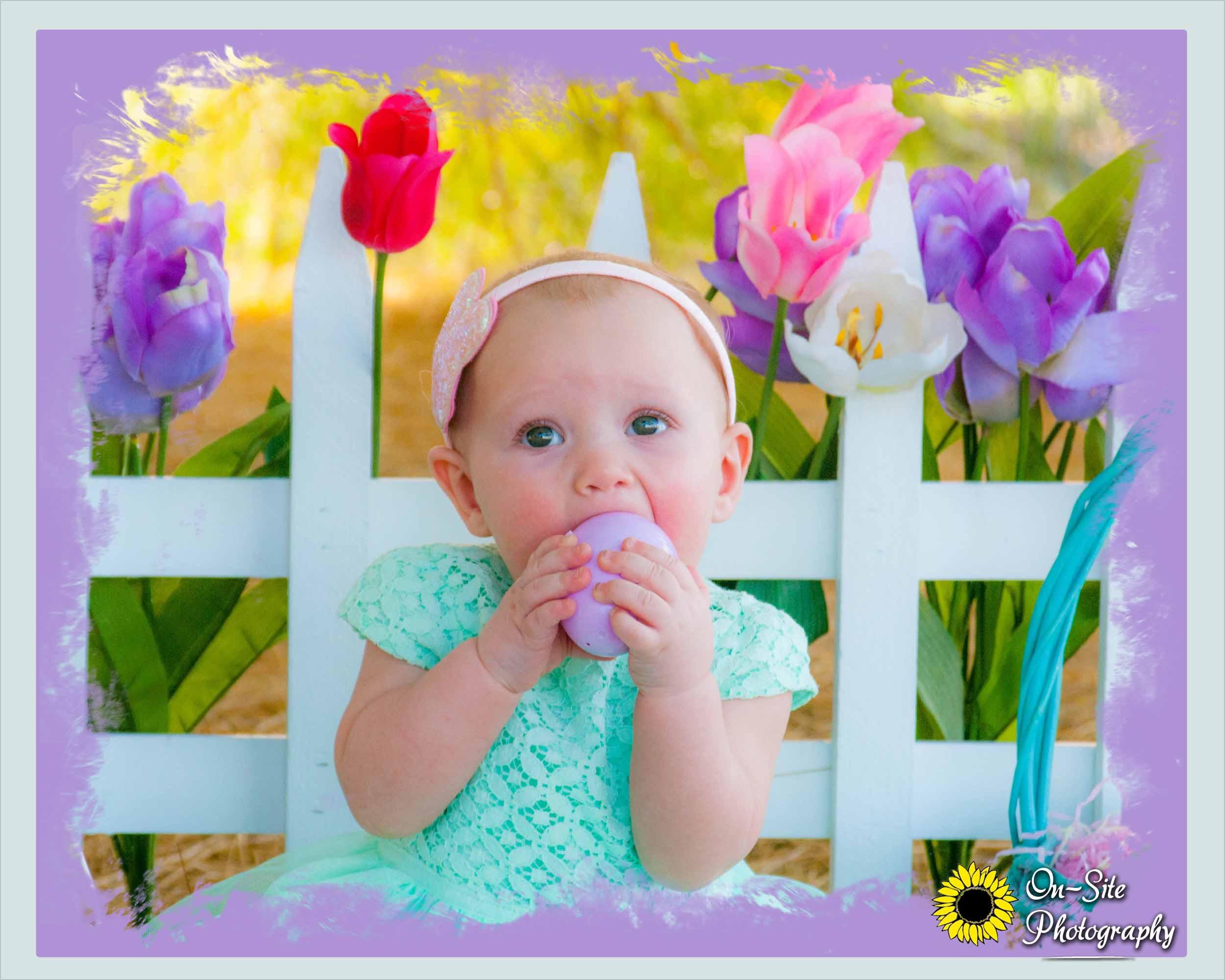 adorable easter baby girl photos,cutest