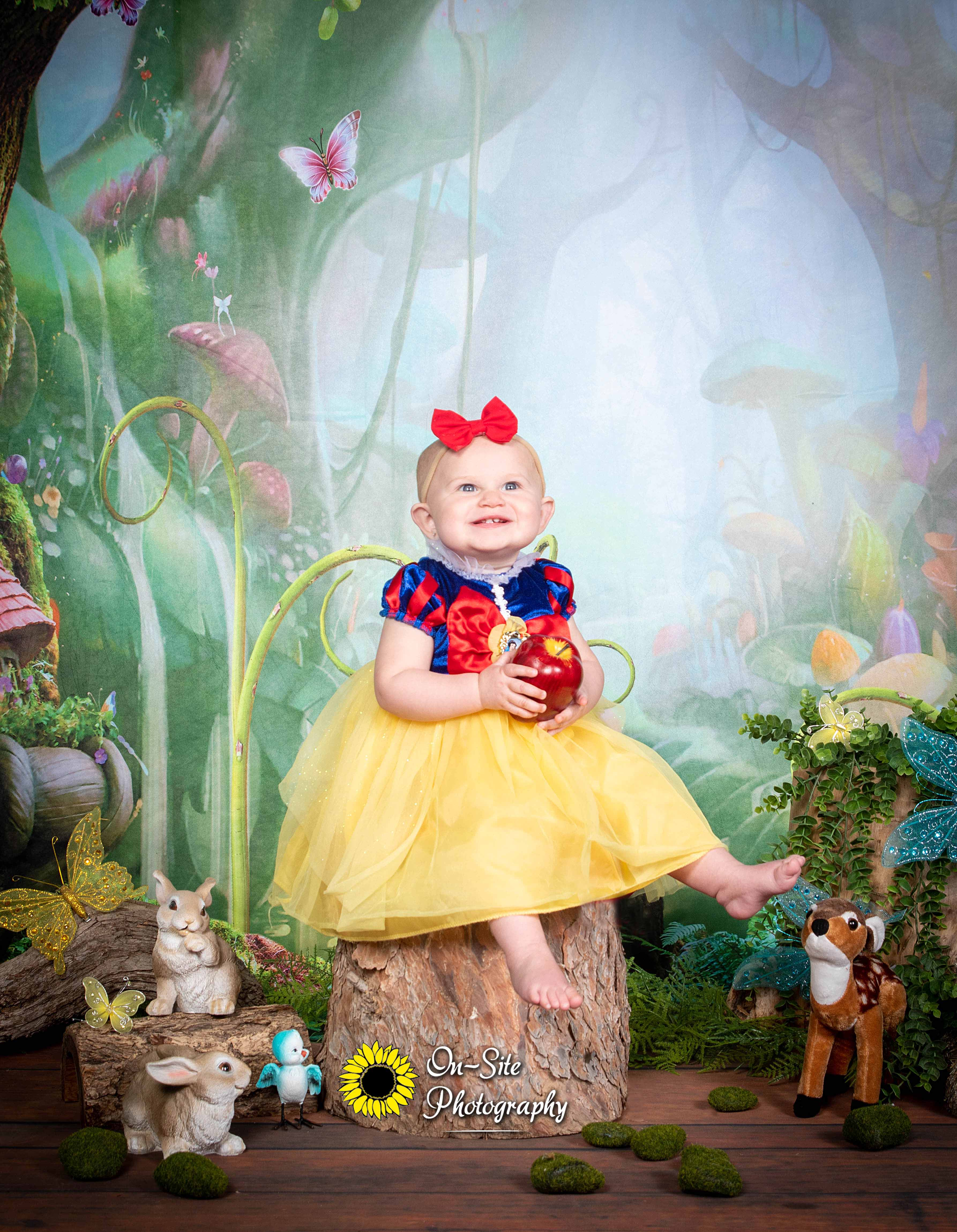 little girls first birthday photoshoot s