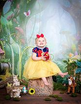 little girls first birthday photoshoot s
