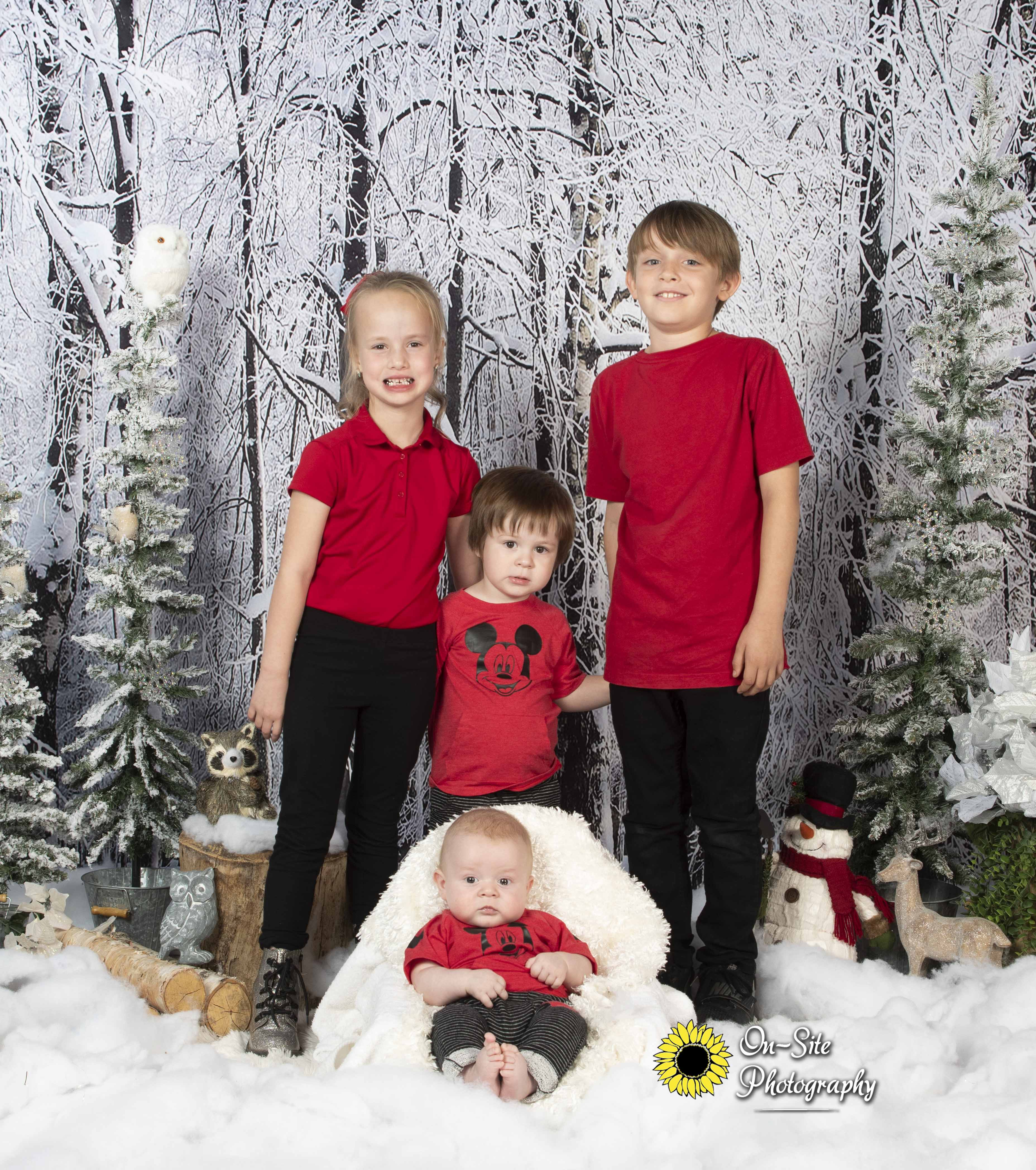 cutest childrens holiday photos, holiday