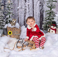 childrens holiday photoshoot, christmas