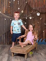 summer fun photoshoot children, beach ph