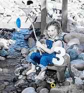 3 yr old boys outdoor photos fishing, ch