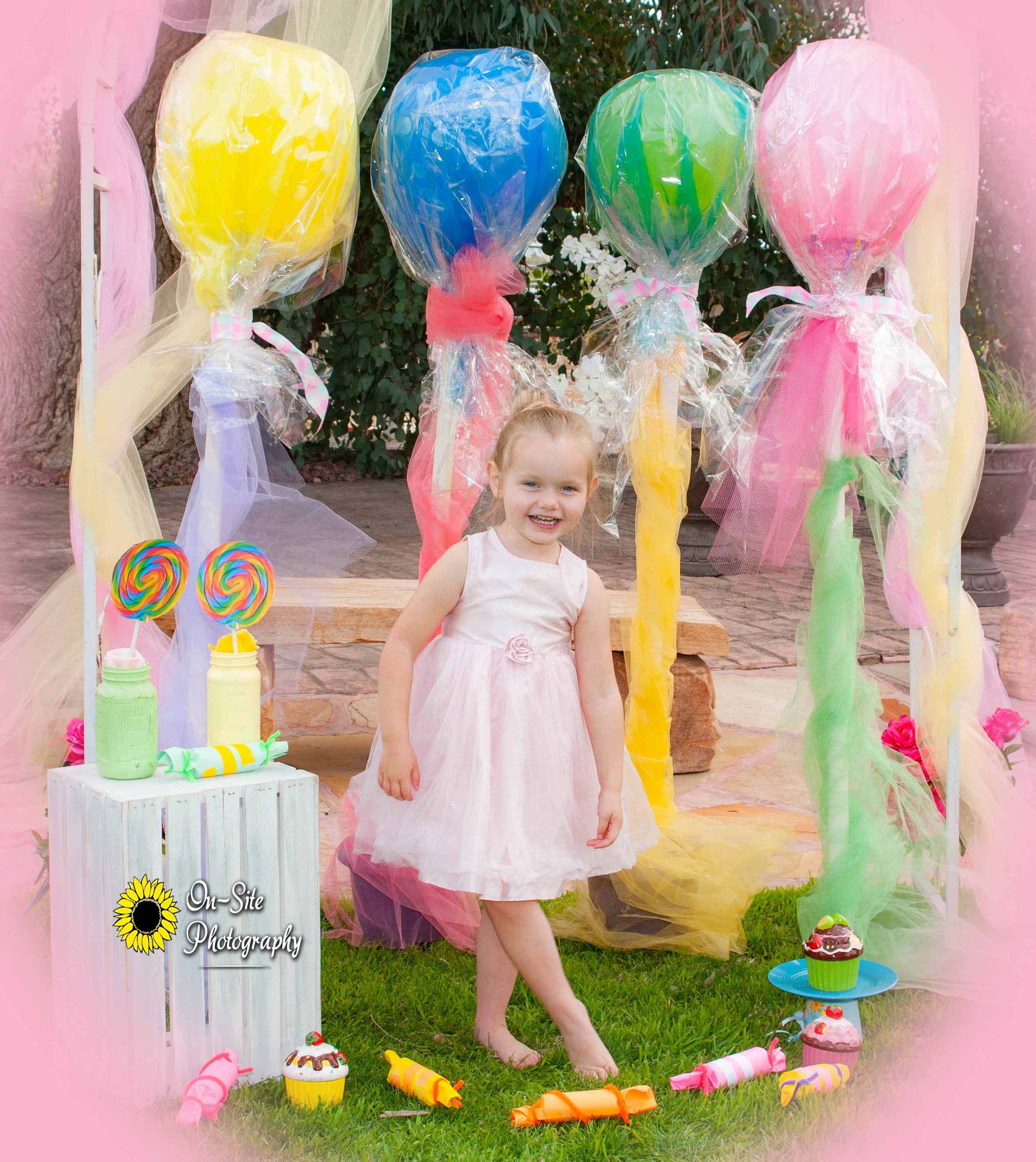 candy land photos little girls childrens