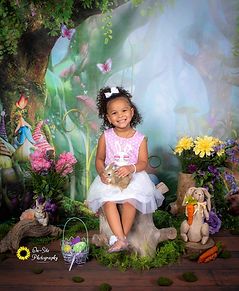 cutest easter photoshoot children, easte