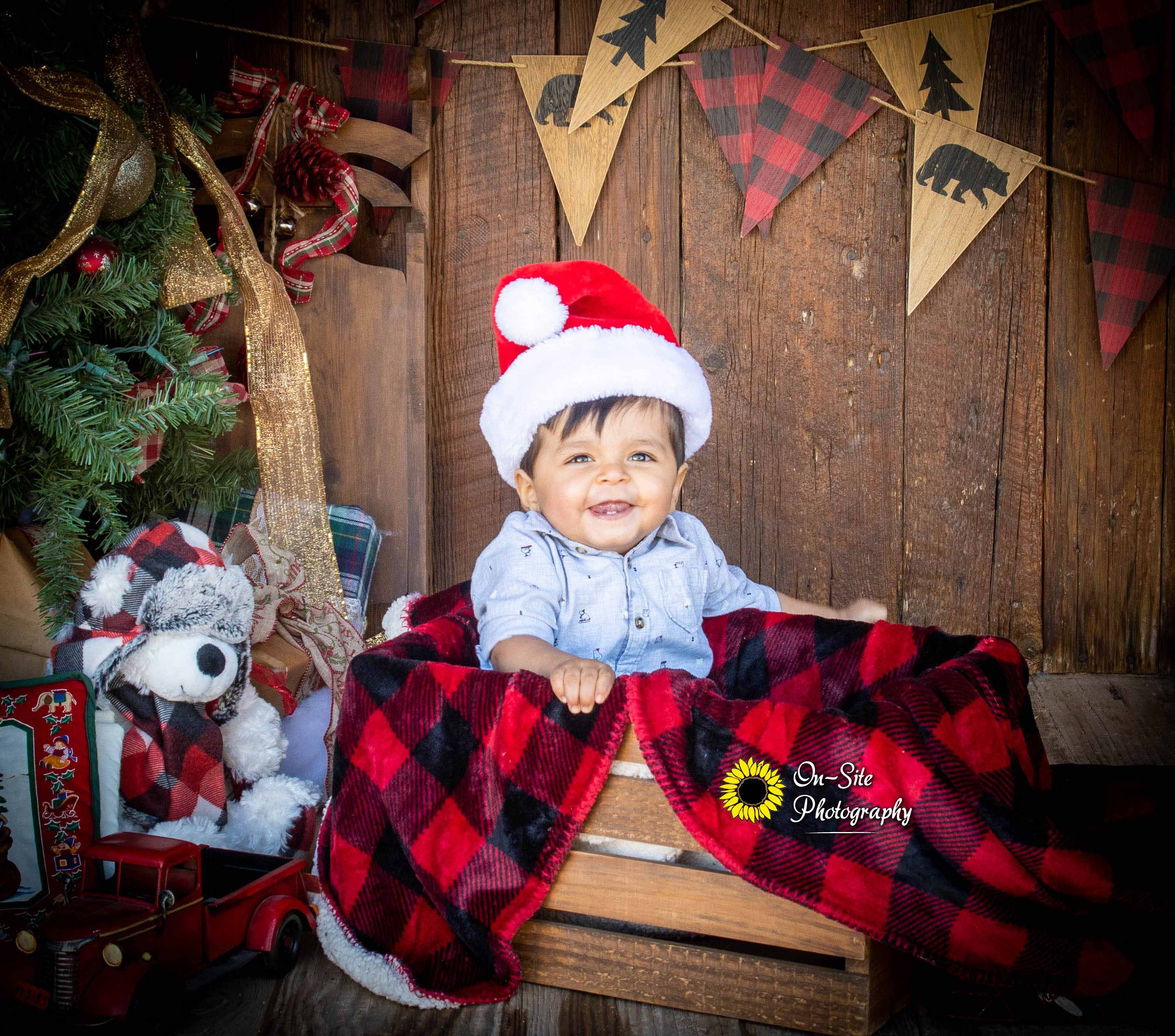 christmas kids photos, cute as christmas