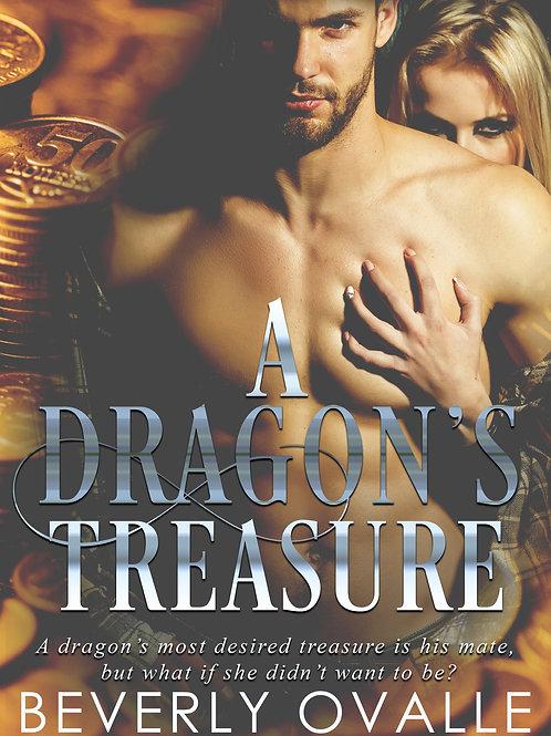 A Dragon's Treasure (mobi)