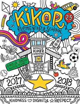 KIKER YEARBOOK COVER