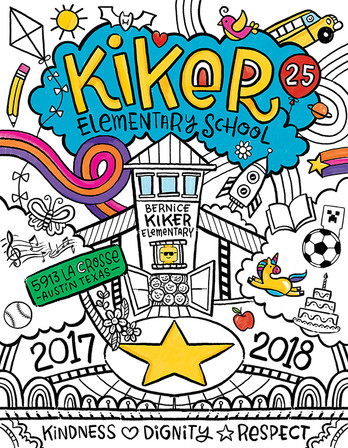 KIKER YEARBOOK COVER