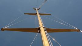 Brasker 8 metre mast