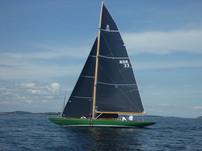 8mtr Sailing with Brasker rig