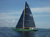8mtr Sailing with Brasker rig