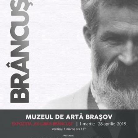 Expozitia Ex-Libris Brancusi
