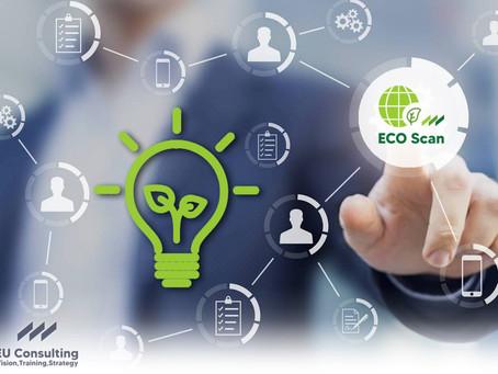 ECO Scan – soluția completă de mediu pentru Industrie