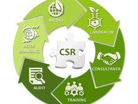 CSR Responsabilitatea Socială a Corporațiilor