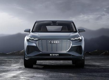 Noul Audi Q4 e-tron - 450 kilometri cu o singura incarcare