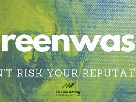Ce înseamnă GREENWASHING?