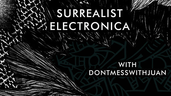 DMWJ_SurrealistElectronica_WebsiteBanner